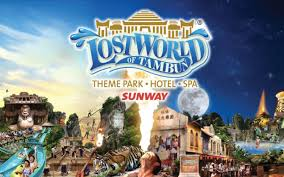 Lost World Of Tambun Promotion